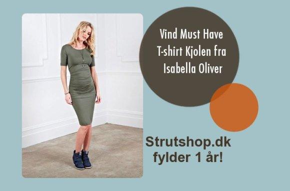 Isabella Oliver Give away til blog