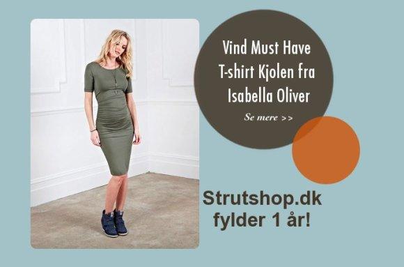 Isabella Oliver Give away